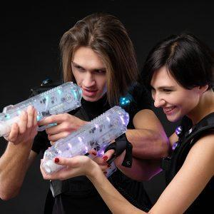 Pro indoor laser tag package